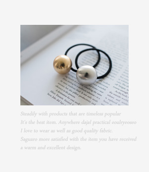 ball hair ring[ETCFT3590] 2color_free size안나앤모드