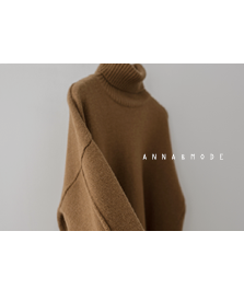 perfect wool pola knit[니트ABT96] 5color_free size안나앤모드