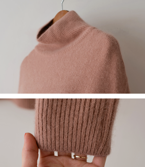 loring raccoon fox wool knit[니트BED19] 6color_free size안나앤모드