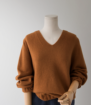land wholegarment wool knit[니트BEU41] 4color_free size안나앤모드