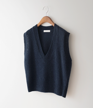 slow wool color knit vest[베스트BF879] 4color_free size안나앤모드