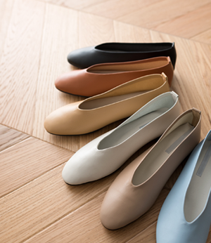 round soft cowhide flat[슈즈BE313] 6color_6size안나앤모드