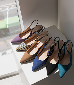 deen middle slingback[슈즈BMF59] 6color_5size안나앤모드