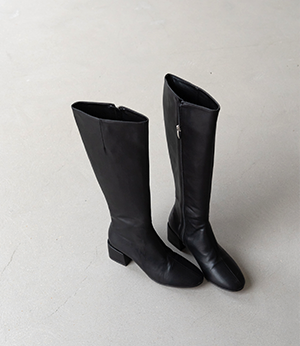 lavin long boots[슈즈BNJ31] 2color_6size안나앤모드