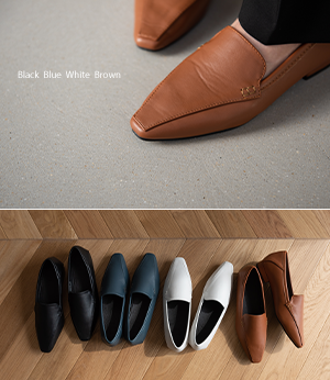 joen soft stitch loafer[슈즈BNV57] 4color_6size안나앤모드