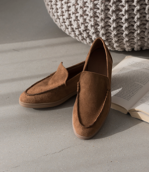 ued suede soft loafer[슈즈BP724] 4color_5size안나앤모드