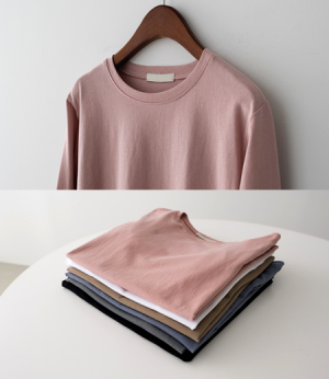 pint cotton round t[티셔츠AT671] 6color_free size안나앤모드