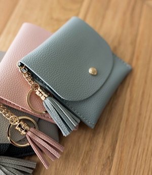 mini tassel keyring wallet[ETCBBX85] 4color_free size안나앤모드