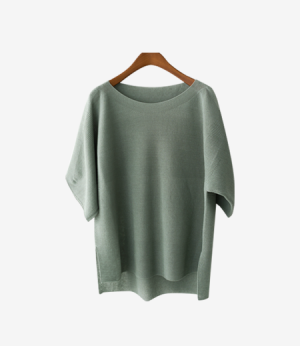 bulky wholegarment knit[니트AWF63] 5color_free size안나앤모드