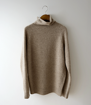 run wholegarment turtle knit[니트BCJ11] 4color_free size안나앤모드