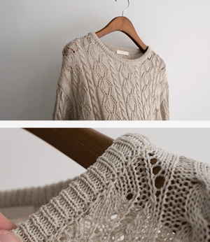 diary skashi linen knit [니트BJU57] 3color_free size안나앤모드