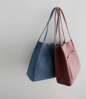 open twopocket shoulder bag[가방AW358] 4color_free size안나앤모드