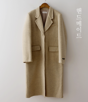 stay pad wool90 handmade ct[코트BDW39] 3color_free size안나앤모드