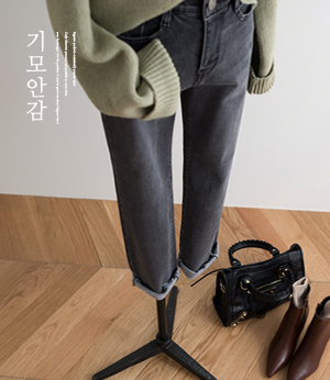 crew vintage washing gimo jean[데님BC89] 2color_4size안나앤모드