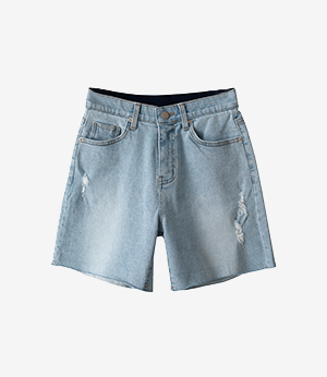 benee ice hidden banding shorts[데님BKE38] one color_3size안나앤모드