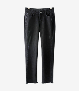 paul gimo black jean[데님BCB3] one color_3size안나앤모드