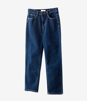 ames blue straight jean[데님BCS87] one color_3size안나앤모드