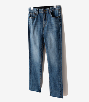rave slim straight jean[데님BEZ9] one color_4size안나앤모드