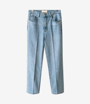 lebie straight line jean[데님BLE51] one color_3size안나앤모드