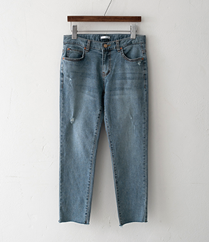 natural slim straight jean[데님BLZ54] one color_4size안나앤모드