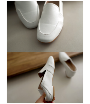 leeve wearable loafer[슈즈ATZ86] 4color_6size안나앤모드