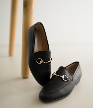 zidelre leather loafer[슈즈ATZ89] 5color_5size안나앤모드