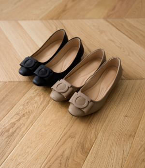 bram cushion flat shoes[슈즈BAU81] 2color_5size안나앤모드