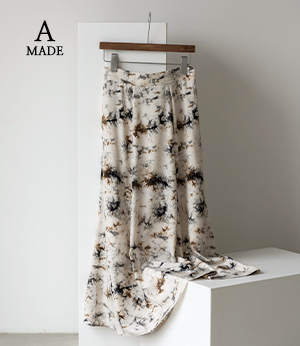 the anna watercolor maxi sk[스커트BJL42] one color_2size안나앤모드