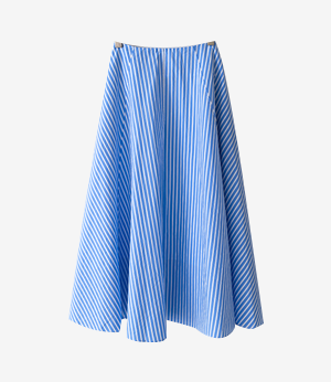 sure cotton stripe flare sk[스커트BKC89] one color_2size안나앤모드